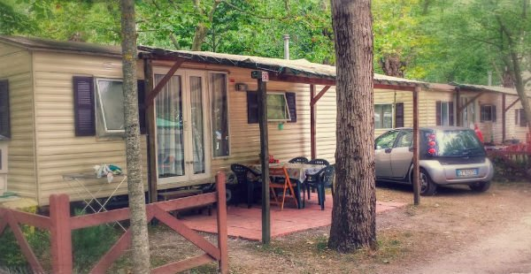 Camping Parco Del Lago House
