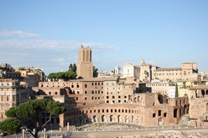 The Markets of Trajan