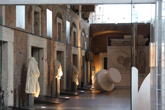 Markets Of Trajan Museum