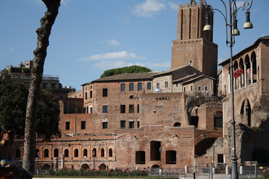 Markets Of Trajan 3